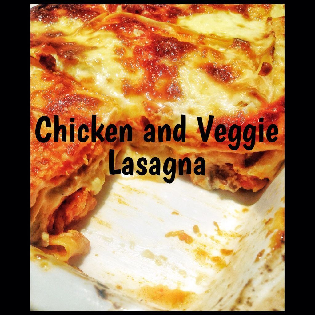 Chicken And Vegetable Lasagna Thermomix Method Included Vegetable Lasagna Thermomix Recipes Chicken And Vegetables