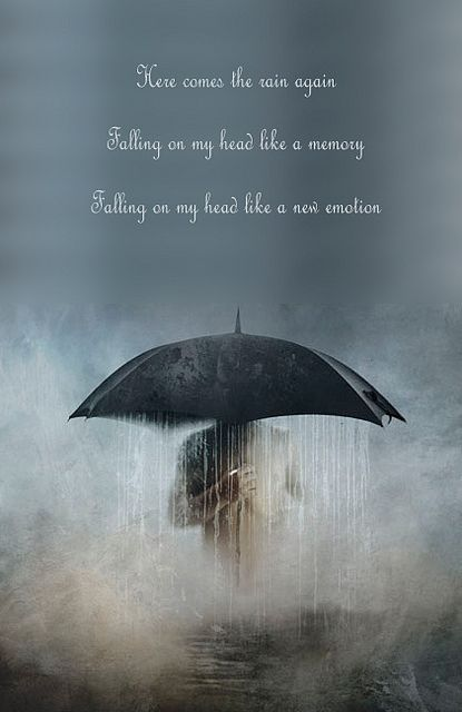 Here Comes The Rain Again Falling From The Stars Francisco Ribeiro On Twitter Quot I Always Like Walking In The Rain So No One Can See Me Crying Charlie Chaplin Https X2f Rain Umbrella Art Umbrella