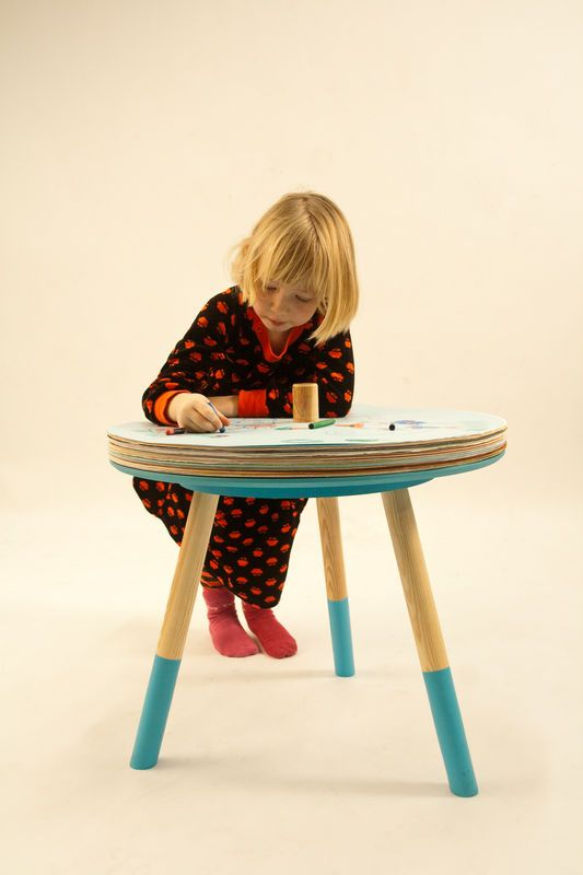 Delicieux Come And Draw Table Is Not Only An Artistic Drawing Space, But Also A  Special