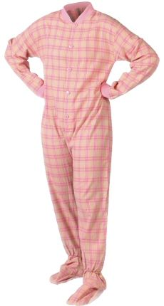 0cc86343b133 Flannel Footed PJs for adults for nikole metro-harnish!! Only if it is in  banana yellow!!! Haha