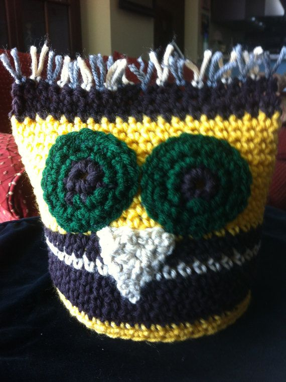 Infant or Child Owl Hat.. With an attitude  by LeniBorgesDesigns, $16.00