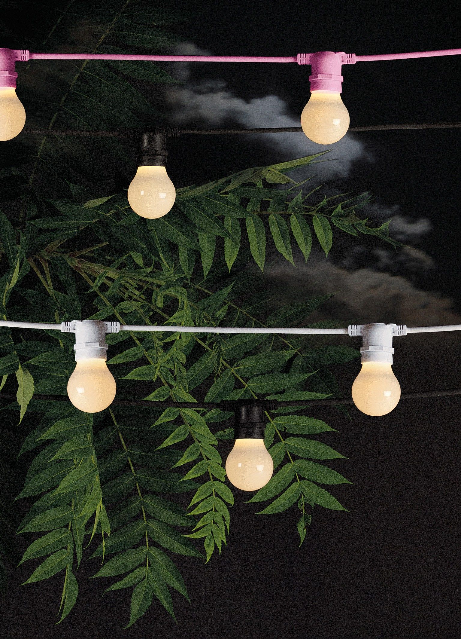 Outdoor lamps  Rope systems BELLA VISTA by Seletti  design Selab  Eclairage et