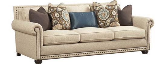Living Rooms Caroline Sofa Living Rooms Havertys Furniture