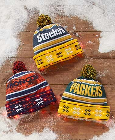 NFL Light-Up Hats  76d8a68f5a90