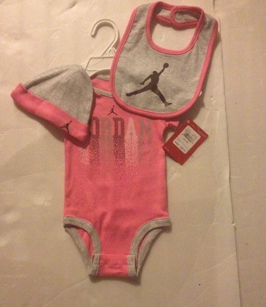 Jordan 100% Cotton Clothing (Newborn - 5T) for Girls | eBay