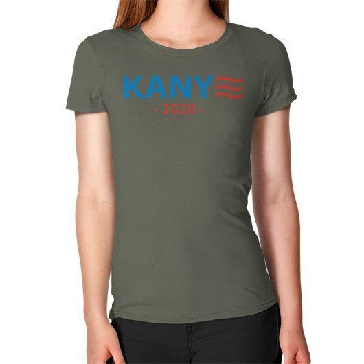 Kanye 2020 - Women's T-Shirt