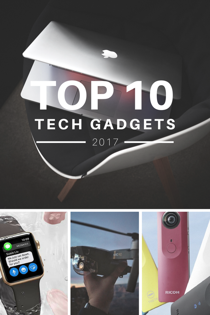 Check out the top 10 #tech gadgets to get this year... Click link to read