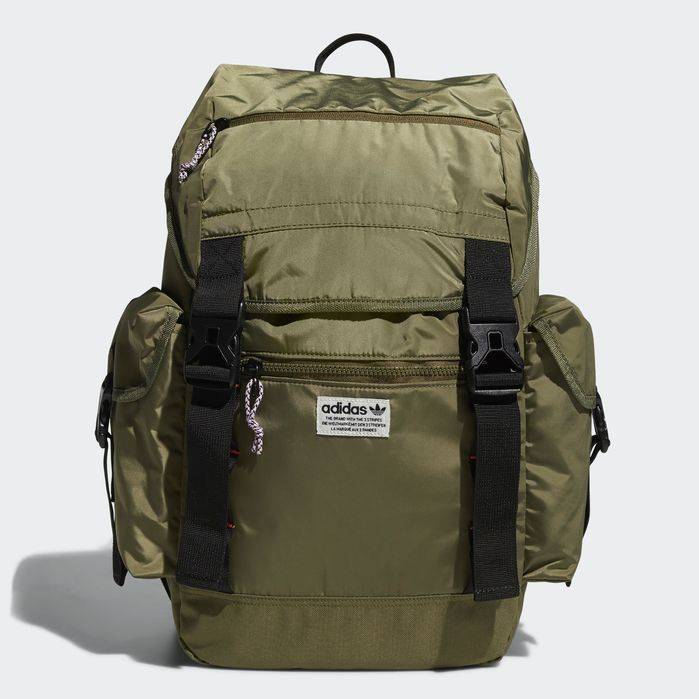 Urban Utility Backpack Olive Green Mens In 2020 Backpacks