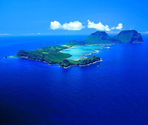 Lord Howe Island Beaches: Lord Howe Island Is A Tiny Australian Island In The Tasman