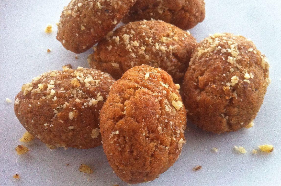 Melomakarona Recipe Greek Christmas Honey Cookies