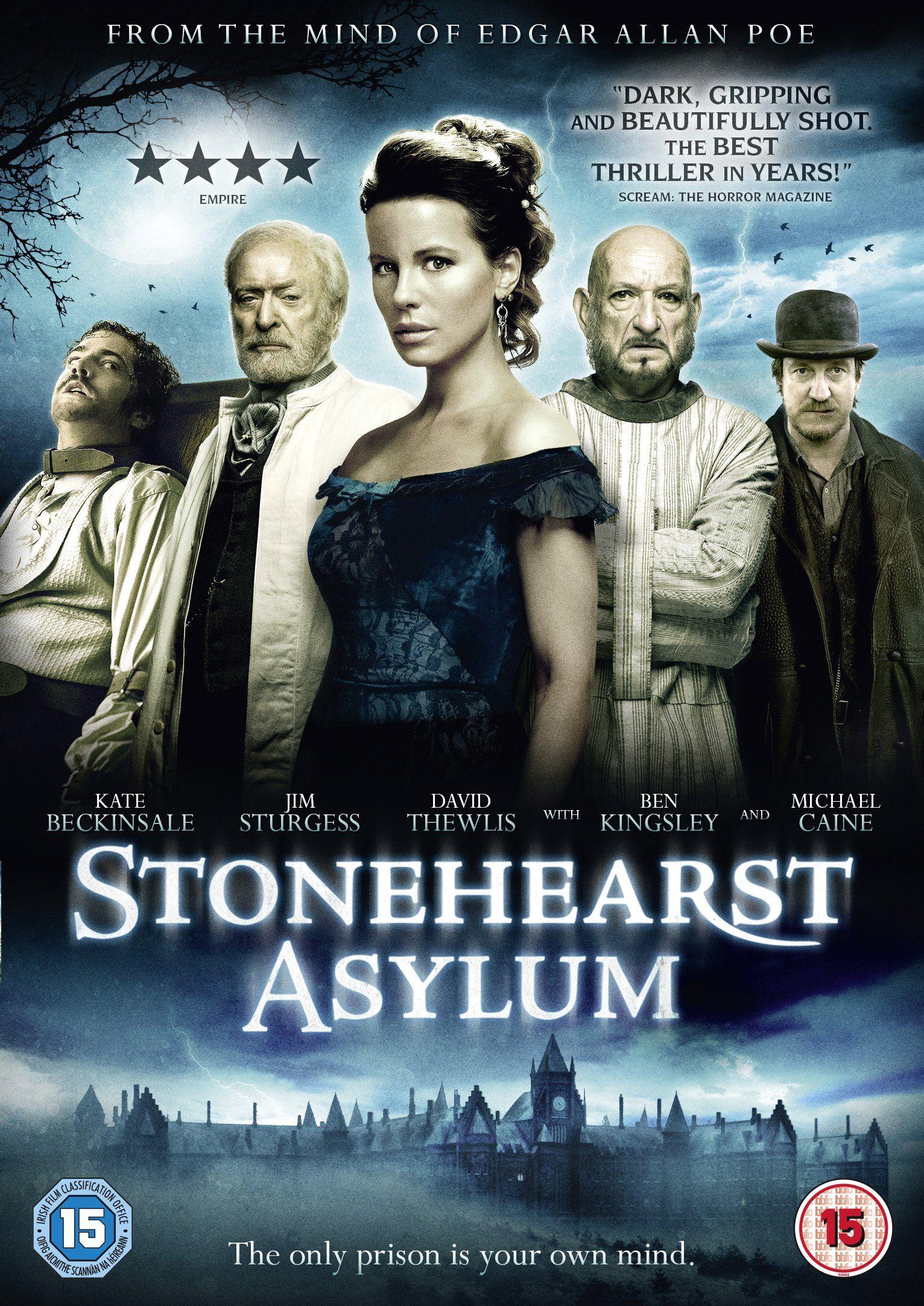 Stonehearst Asylum Asylum Inspiration For Dollhouse Pinterest