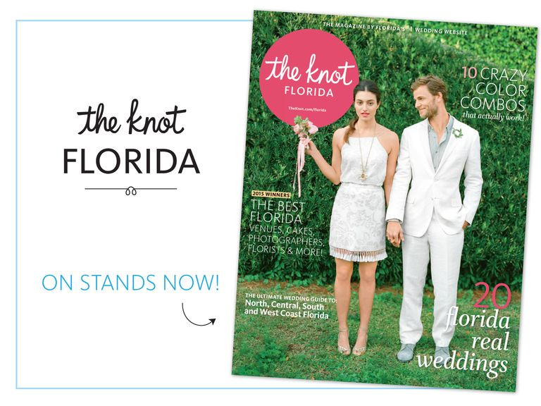 Grab The Knot Florida Magazine, On Newsstands Now ...