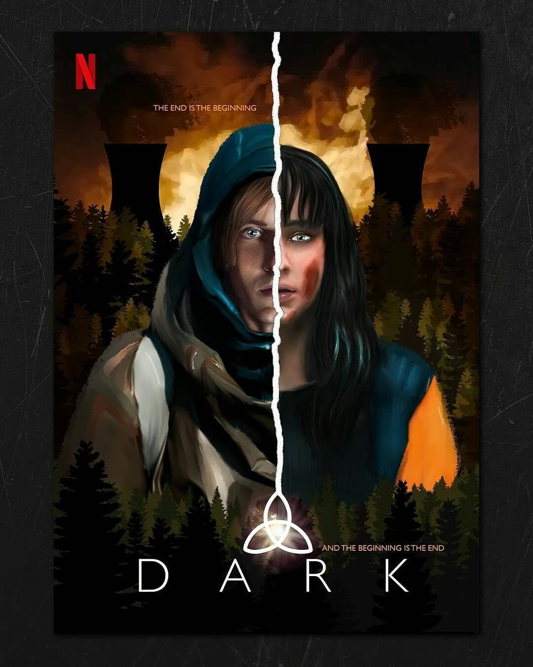"DARK LATINOAMÉRICA NETFLIX on Instagram ""⏳¡Los 10"