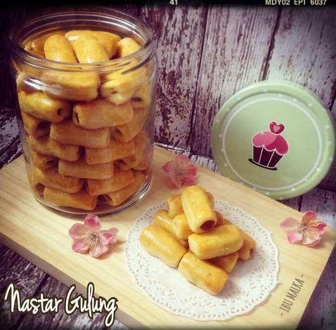 Resep Nastar Rolls Oleh Ibu Malka Resep Nastar Kue Kering Mentega Kue Kering