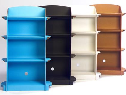 a knees fabric of diy bit bookshelf cardboard bees
