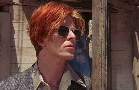 The man who fell to earth and sold the world