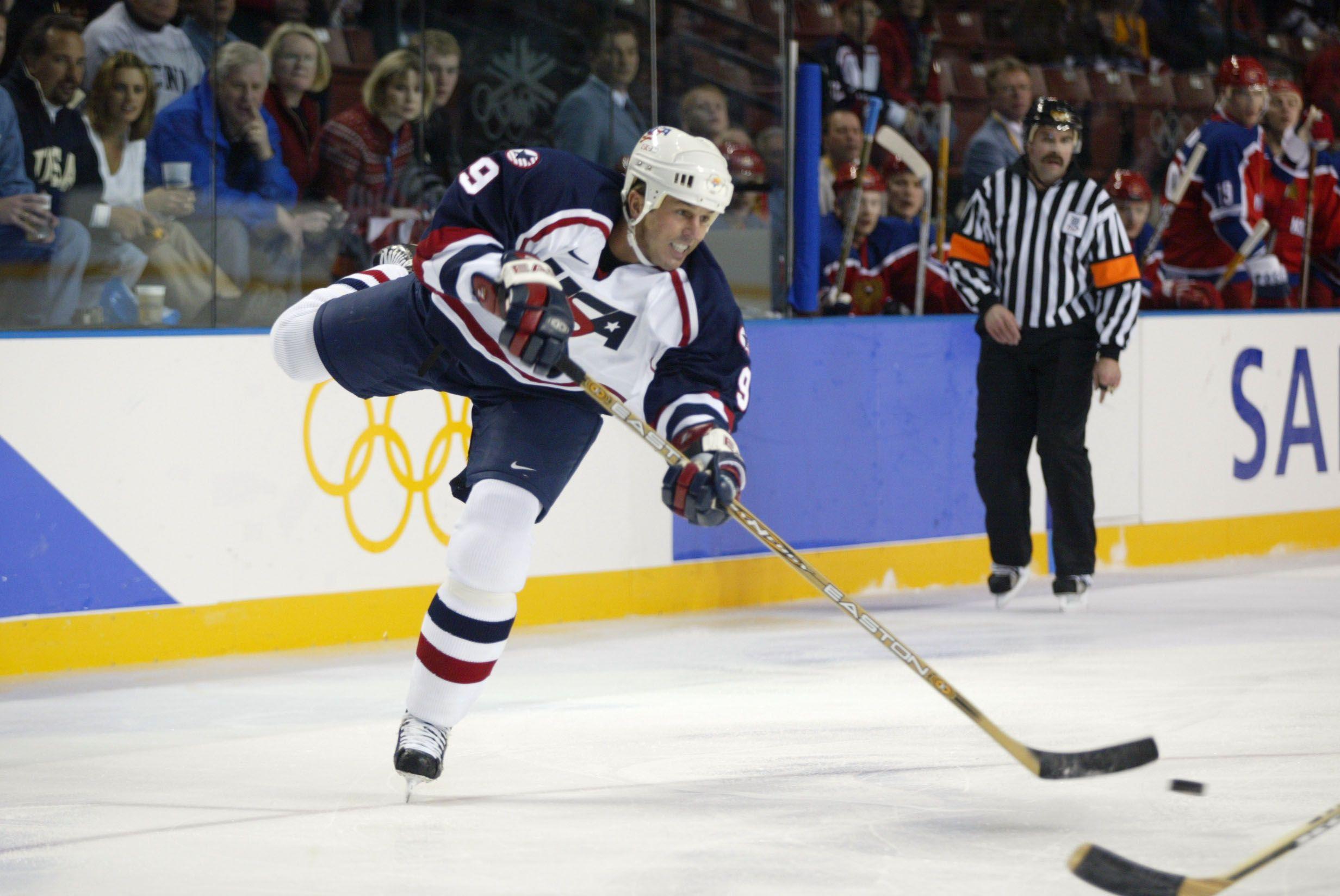 Usa Olympic Mens Hockey