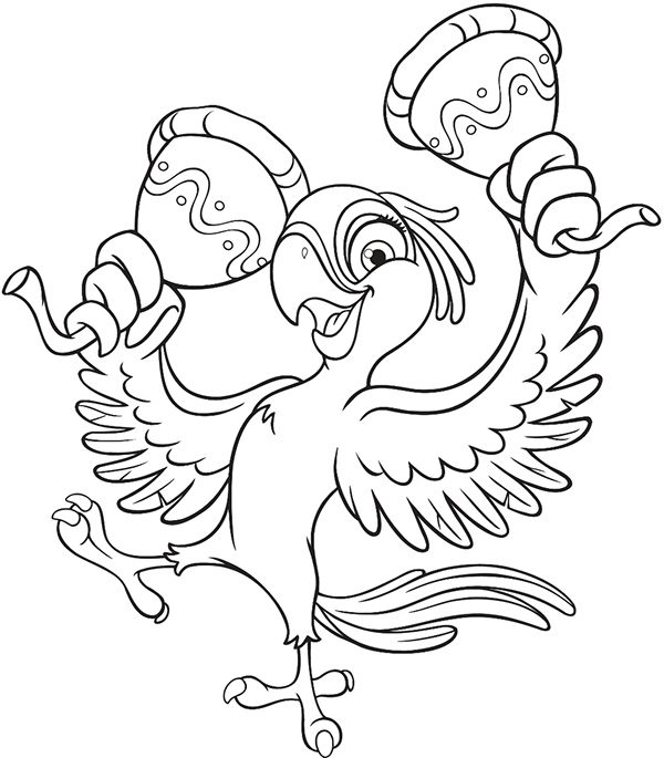 20th Century Fox Rio 2 Licensee Style Guide Art Ink On Behance Art 20th Century Fox Coloring Pages
