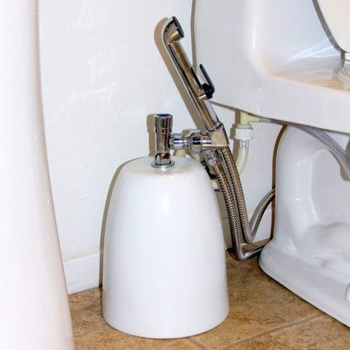 Convert Your Toilet Into A Warm Water Bidet The Bun Warmer By