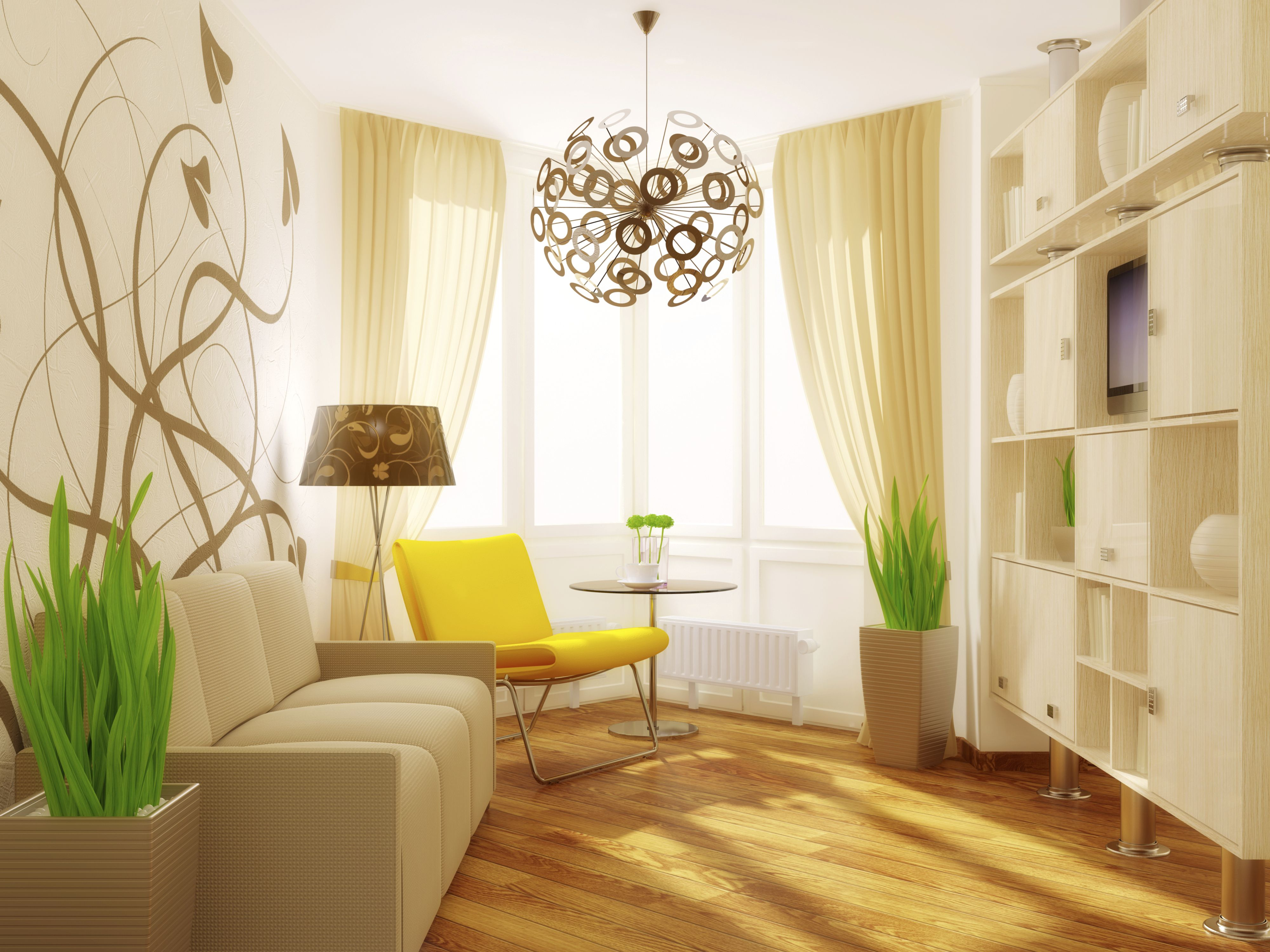20 Ways to Make a Small Room Look Bigger - Lioness Woman\'s Club ...