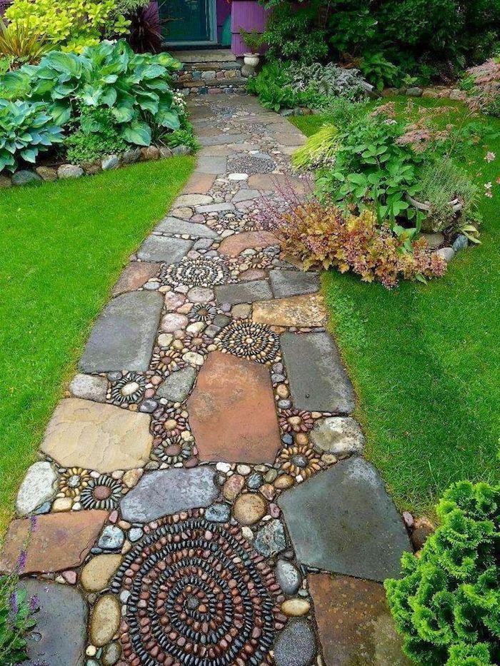 ▷ 1001 Ideen und Inspirationen, wie Sie Ihren Garten gestalten #kleinegärten