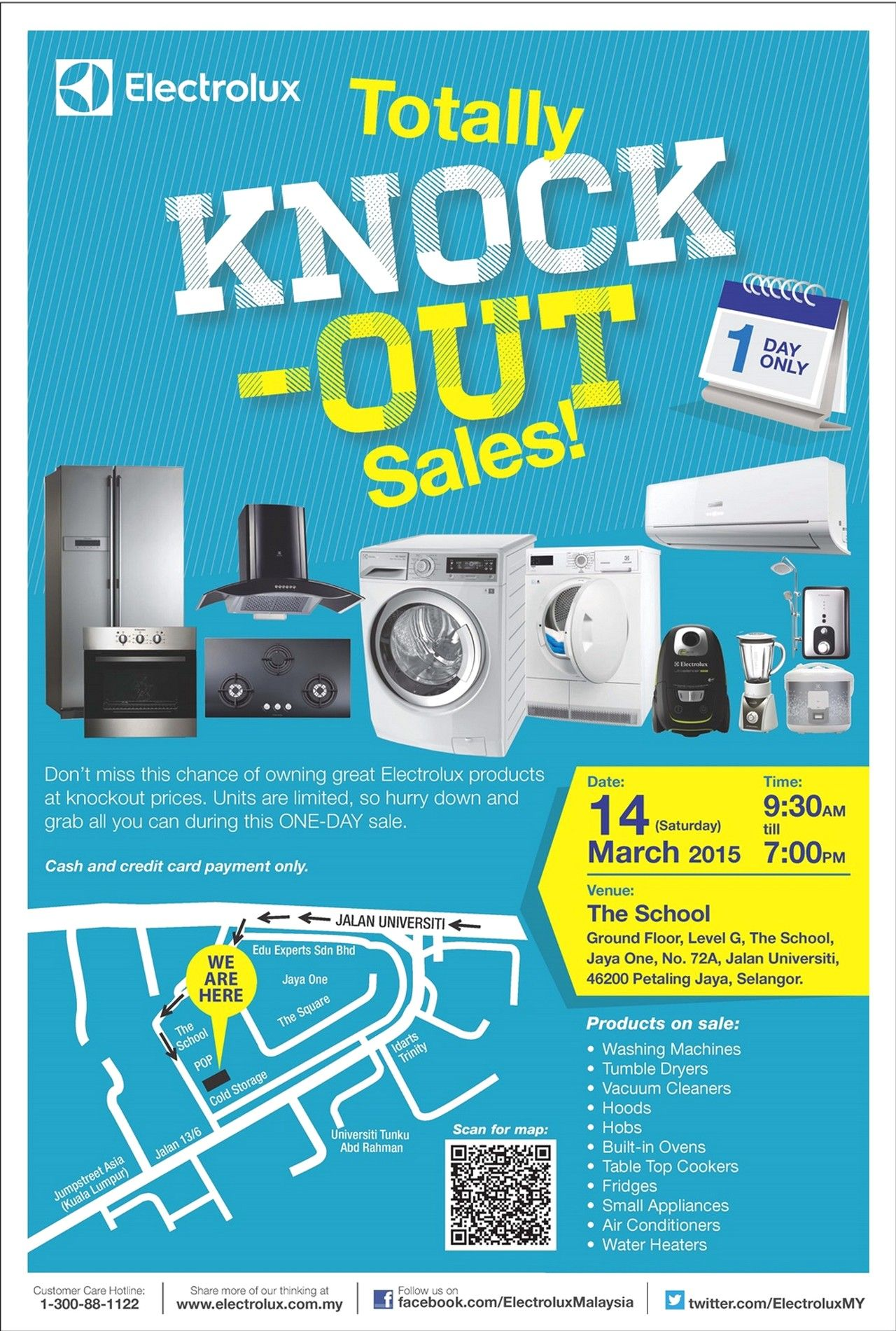 Branded Home Appliances Clearance Warehouse Sale In Malaysia