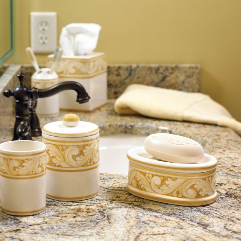 Antiga Ceramic Bath Collection Frontgate