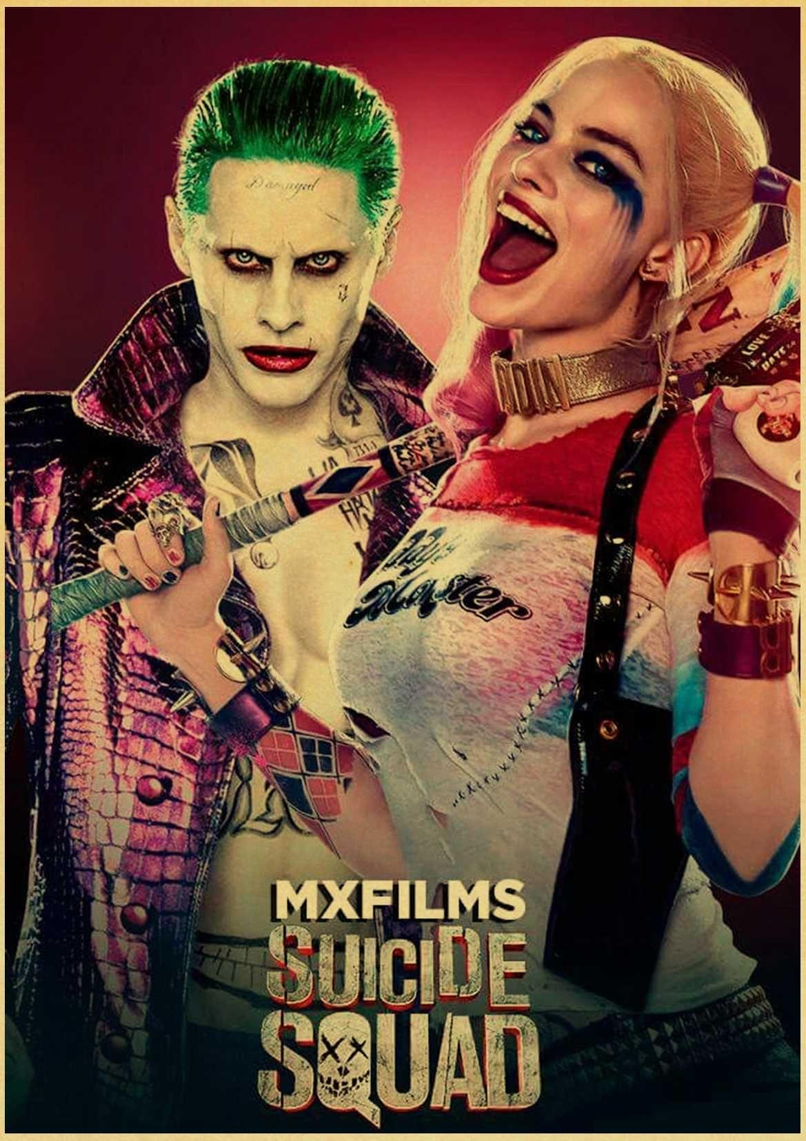 Pin Em Harley Quinn And Joker