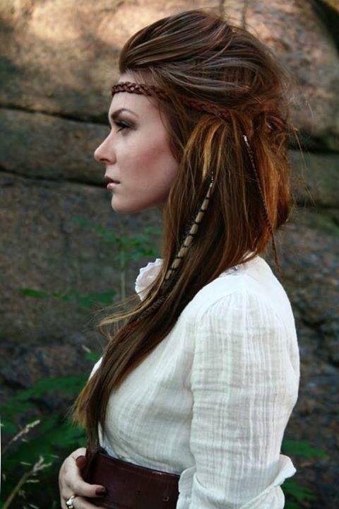 Frisur fur piratin
