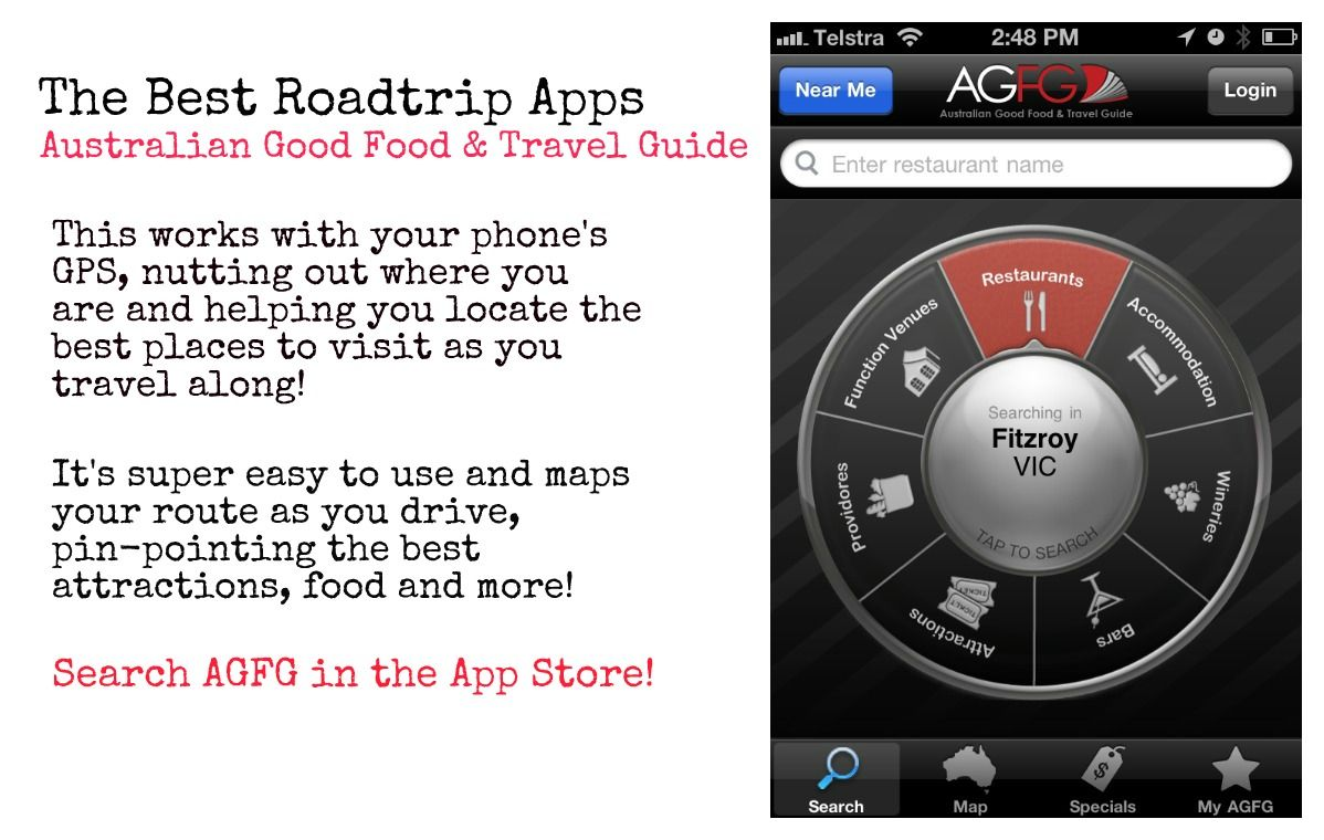 The Best Roadtrip Apps For Your Phone!