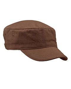 econscious Organic Cotton Twill Corps Hat EC7010 EARTH
