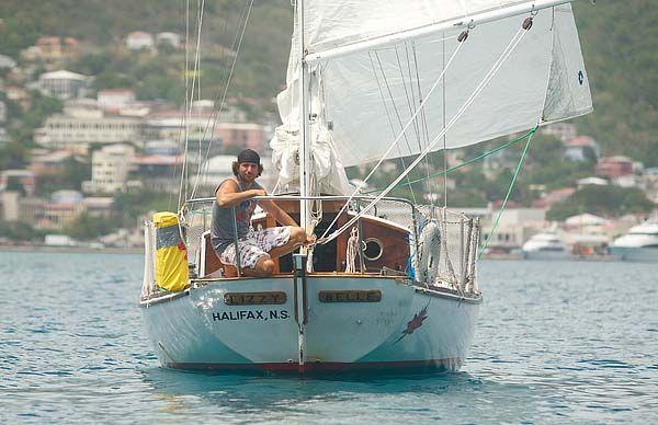 Twenty Eight Feet Life On A Little Wooden Boat A Short