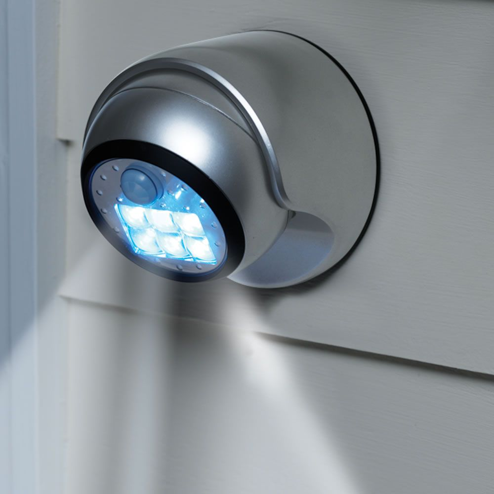 Charming The Cordless Motion Activated Light. Lifetime Guarantee ~ This Cordless,  Weatherproof Outdoor Light Illuminates