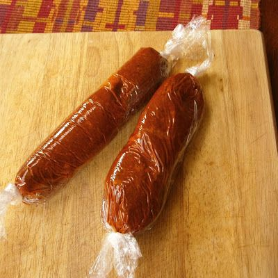 Mexican Chorizo (homemade) @keyingredient #pork #delicious #chocolate