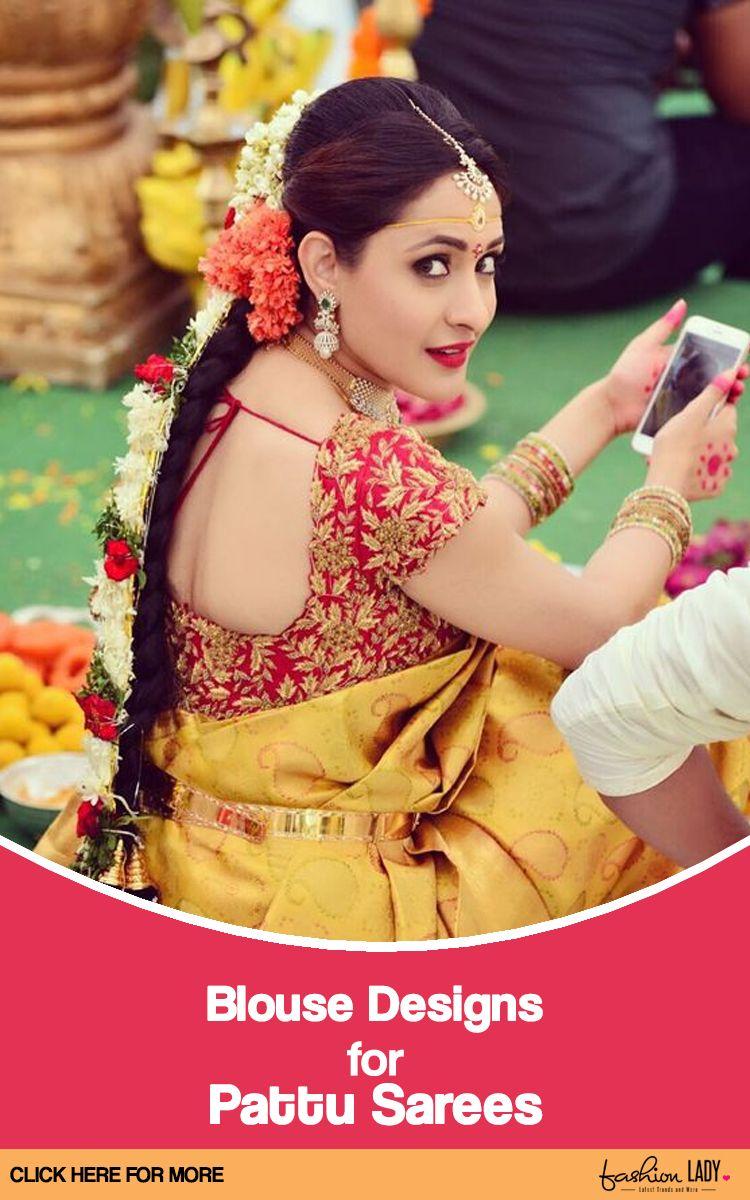 Saree blouse design pattu blouse designs for pattu sarees  pinterest  blouse designs saree