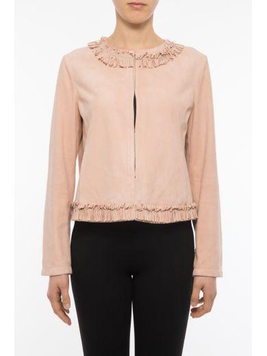 DROME Leather Jacket. #drome #cloth #coats-jackets