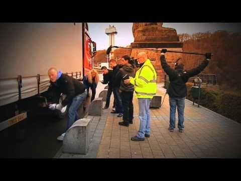 De video van de Making off van aflevering 1. Bekijk de rest van de video's op www.gaanvoordiesuperbaan.nl!
