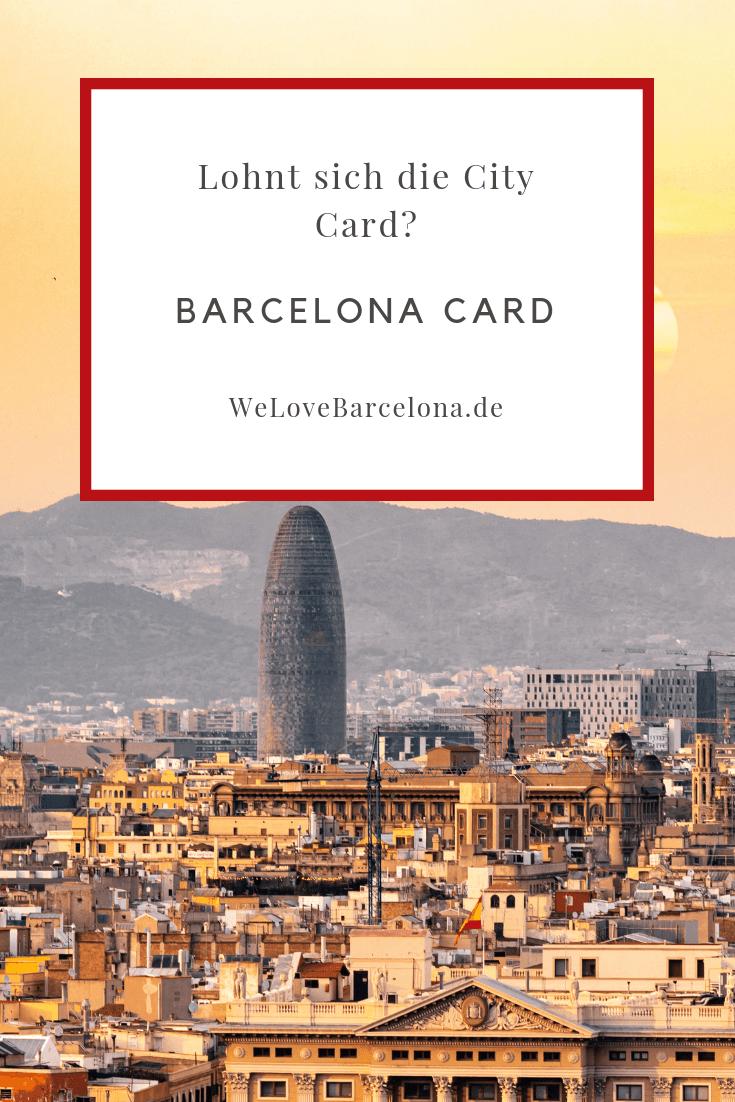 Barcelona Card: ♥ Lohnt sich die City Card? Leistungen & Vorteile