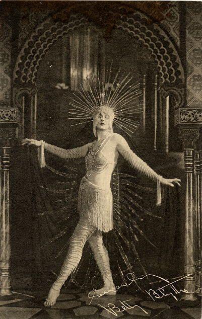 Betty Blythe 1920s