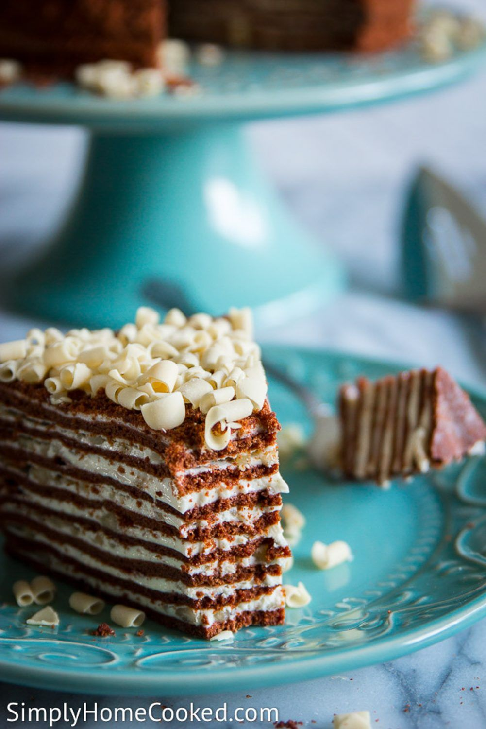Healthy Chocolate Cake With Honey