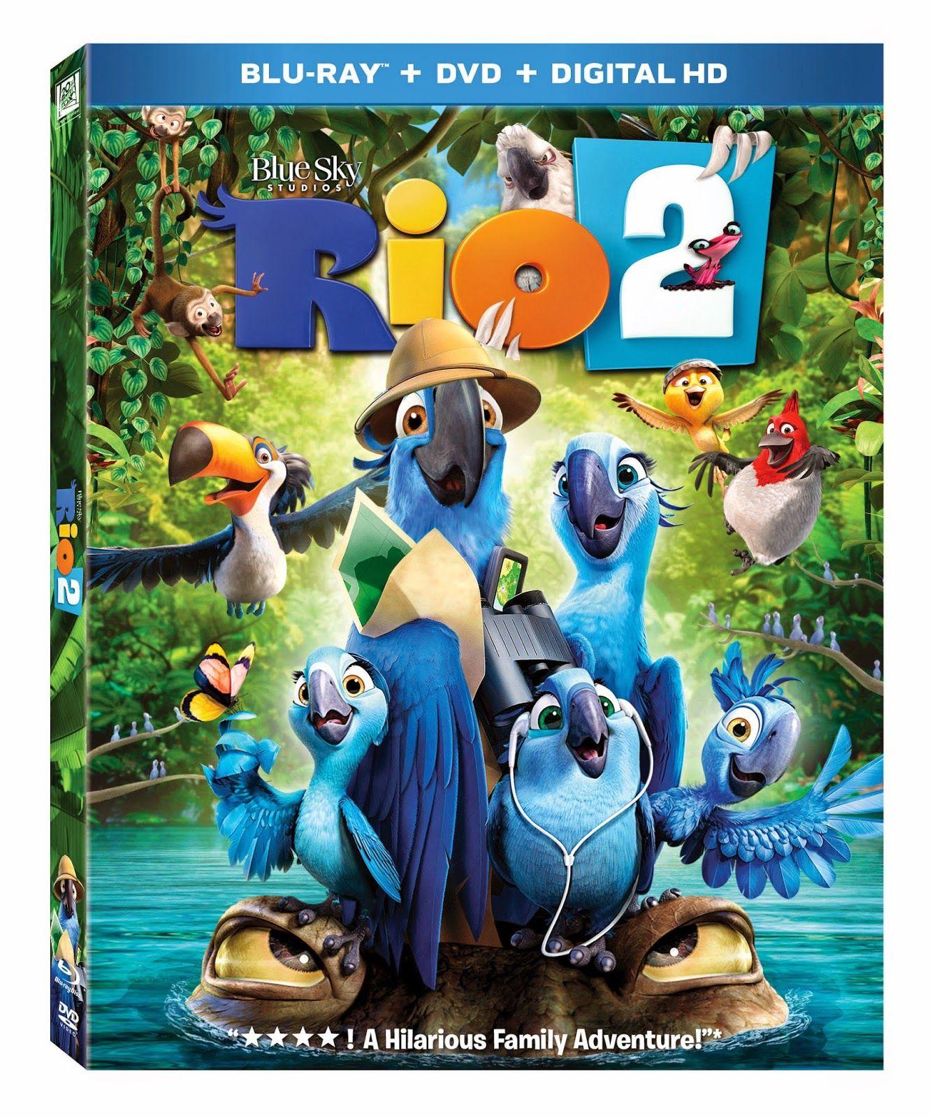 Biggest Party Of The Summer Rio 2 Rio Movie Rio 2 Movie Rio 2