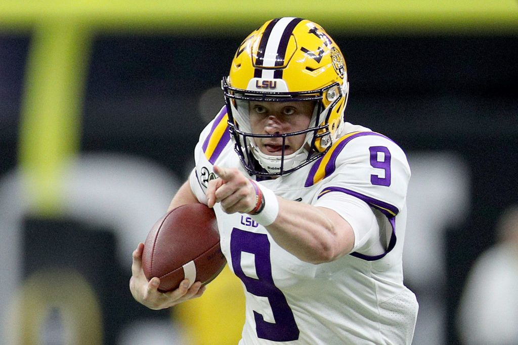 Pin by Sway1hype2more on College football in 2020 Lsu