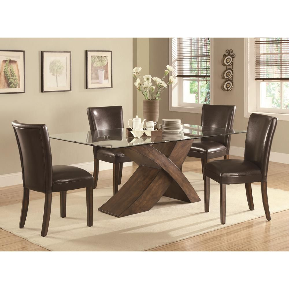 17++ Glass dining table set for 2 Inspiration