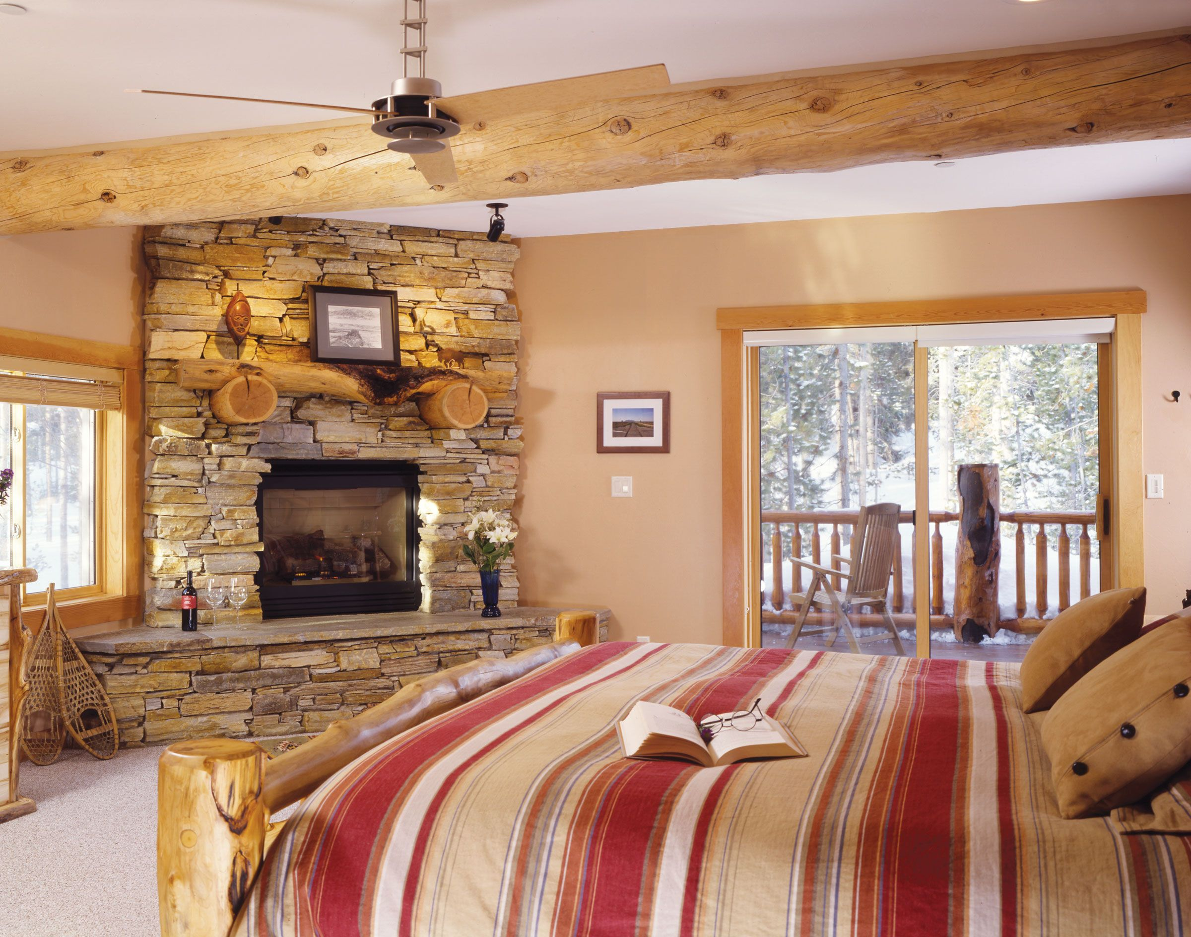Best Gas Fireplaces For A Corner Gas Logs Captivating Gas 640 x 480