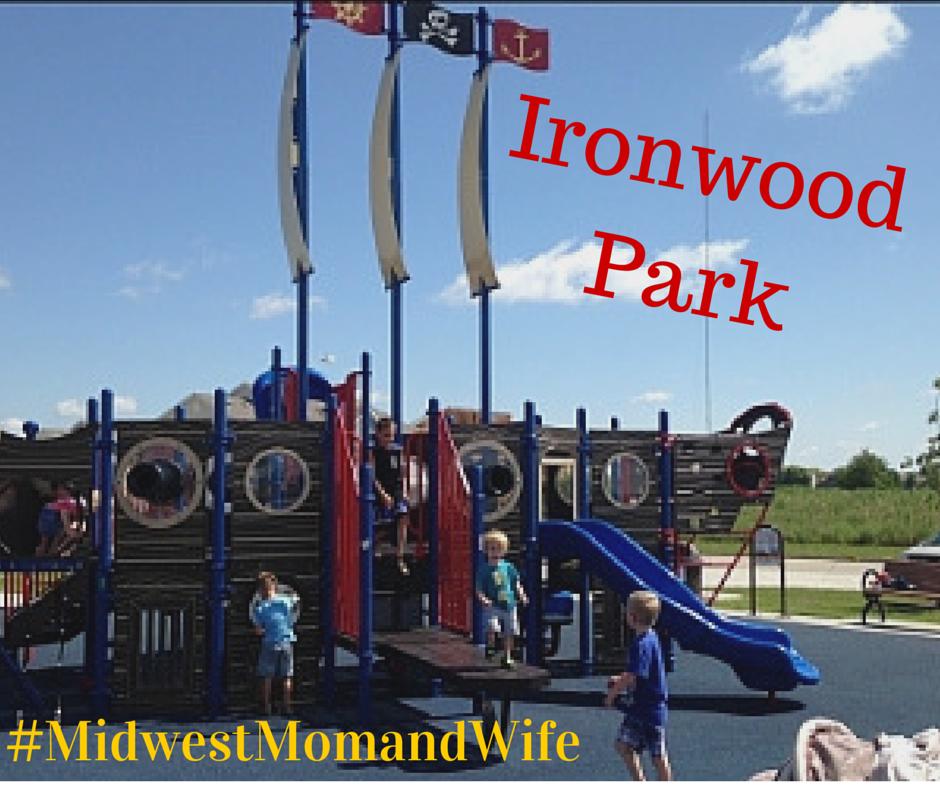 Ironwood Park Park Des Moines Altoona