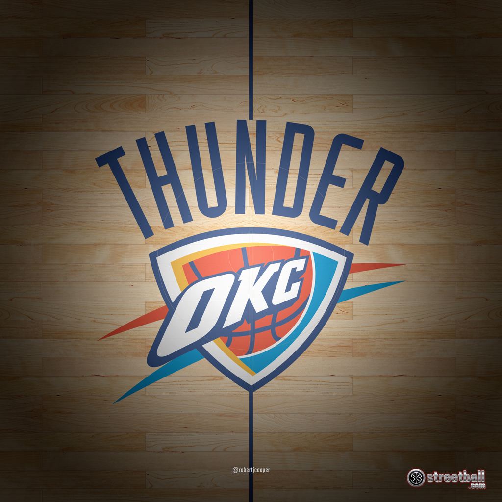 Okc Thunder Wallpaper Hd Oklahoma City Thunder Logo Oklahoma