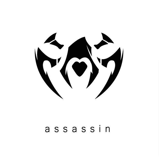 league of legends assassin icon league of legends logo mobile legend wallpaper champions league of legends pinterest