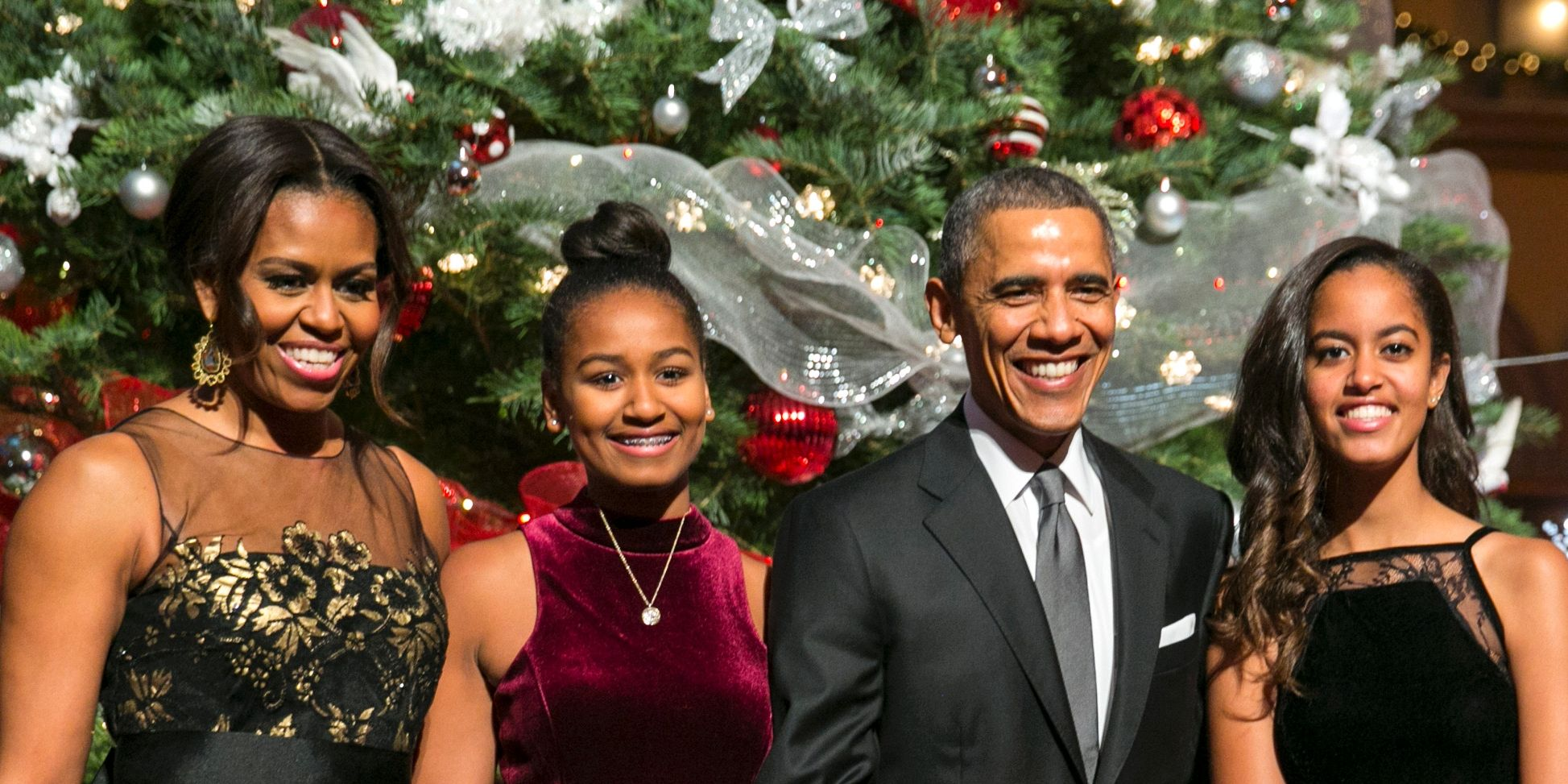 See the 2016 Obama Family Christmas Card | who knows where i can ...