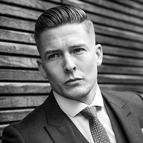 Pin By Life Tailored On Best Hairstyles For Men Business Hairstyles Gentleman Haircut Professional Hairstyles For Men