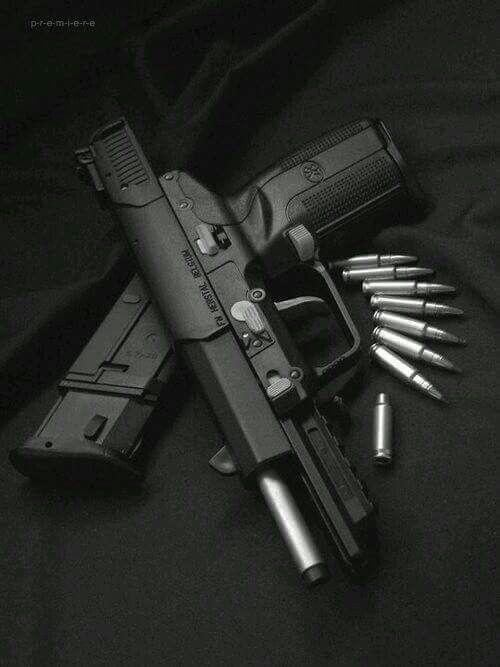 Fn 5 7 Armas E Municao Armas Armas Legais